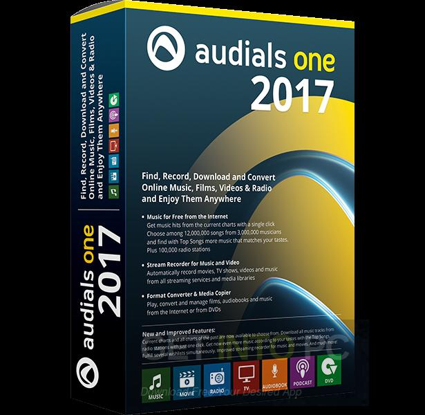 audials one 2019 free