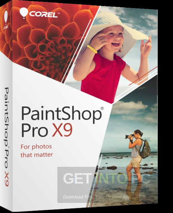 download paint shop pro free