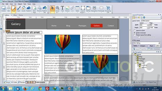 Corel-Website-Creator-15-Latest-Version-Download