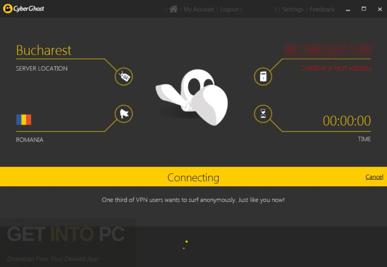 CyberGhost VPN 6 Free Download