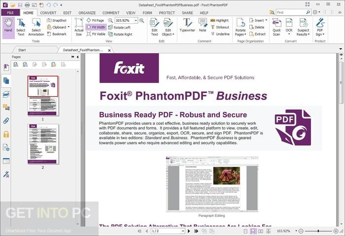 Foxit-PhantomPDF-Business-8-ISO-Setup-Free-Download_1