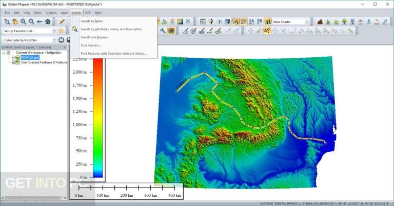 global mapper free download full