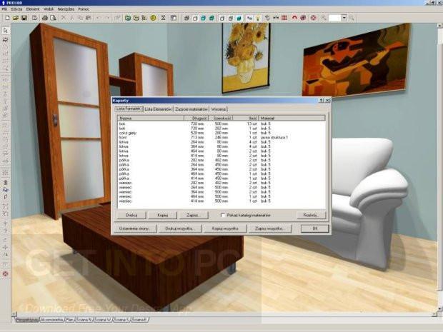 Pro100 Kitchen Furniture And Interior Design Software ~ Kitchen furniture and interior design software free download