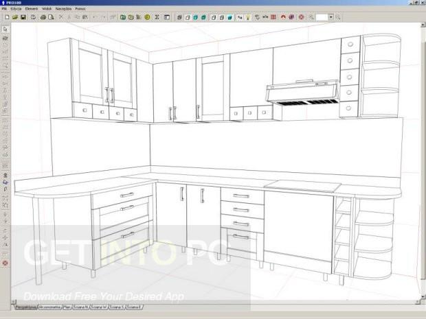 Kitchen Furniture And Interior Design Software Free Download