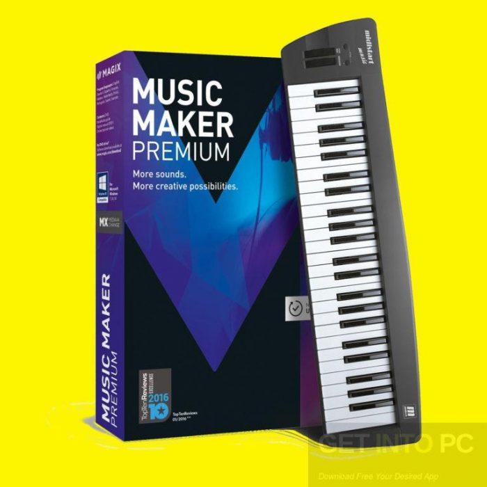 magix music maker 2015 free download full version