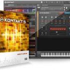 Native Instruments Kontakt 5 v5.5.0 Free Download