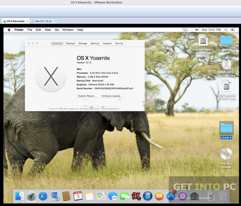 os x yosemite download dmg