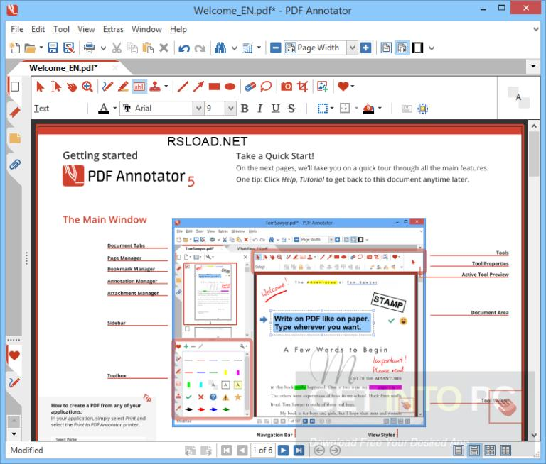 pdf file combiner software free download