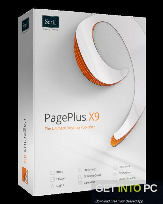 pageplus x9 tutorials