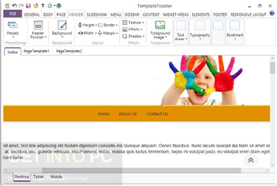 TemplateToaster-6.0.0.11509-Offline-Installer-Download