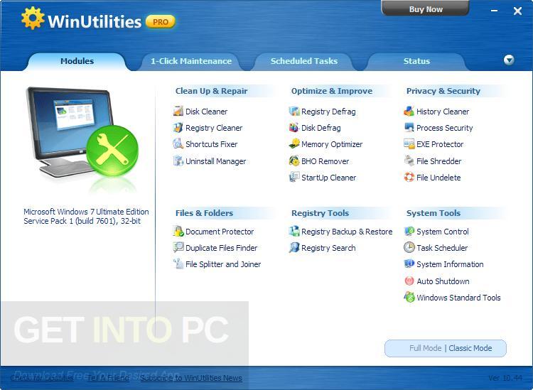WinUtilities-Professional-Edition-13-Offline-Installer-Download