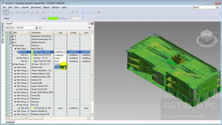 Buy Oem Autodesk Quantity Takeoff 2012