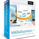 CyberLink MediaEspresso Deluxe 7.5.8022.61105 Multilingual Free Download