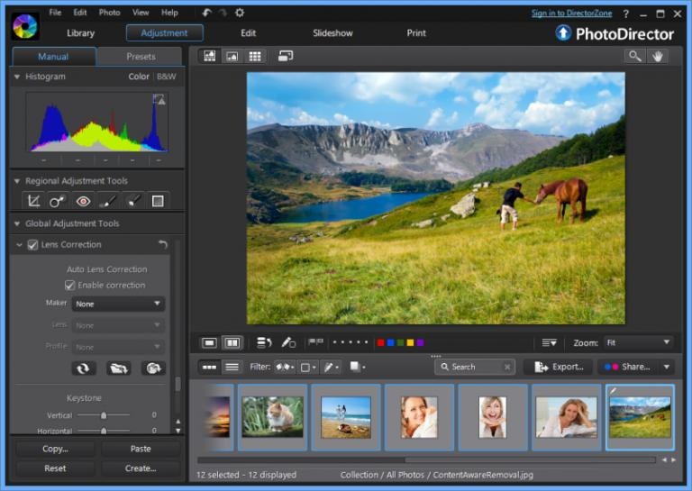 CyberLink-PhotoDirector-Ultra-8.0.2031.0-Offline-Installer-Download-768x545
