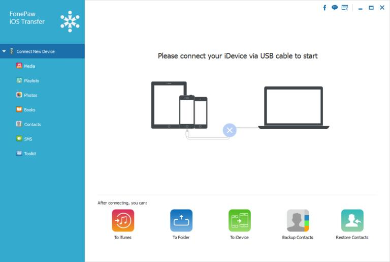 FonePaw-iOS-Transfer-v2.0.0-Multilingual-Offline-Installer-Download-768x515