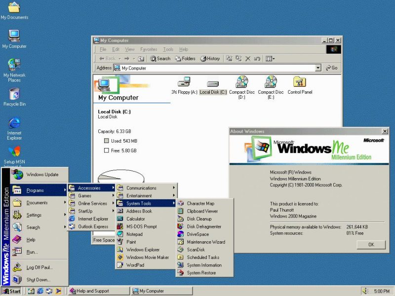 Windows-ME-ISO-Latest-Version-Download