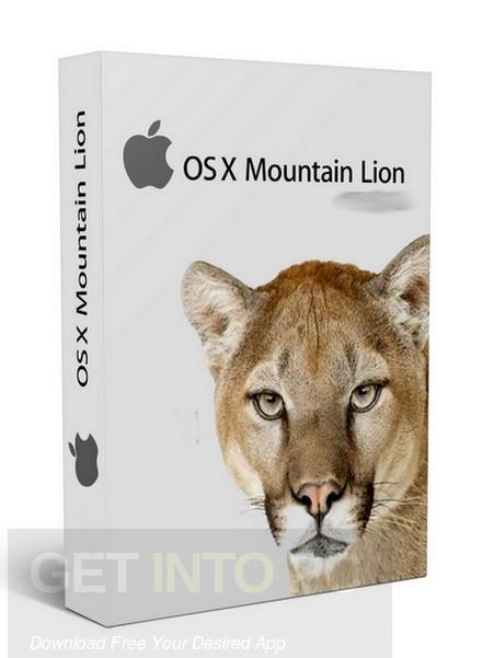 mountain lion mac os x download