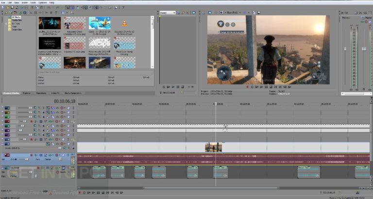 vegas magix 15 pro edit free download