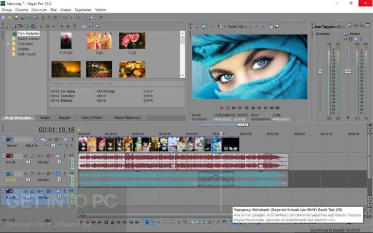 sony vegas pro for free