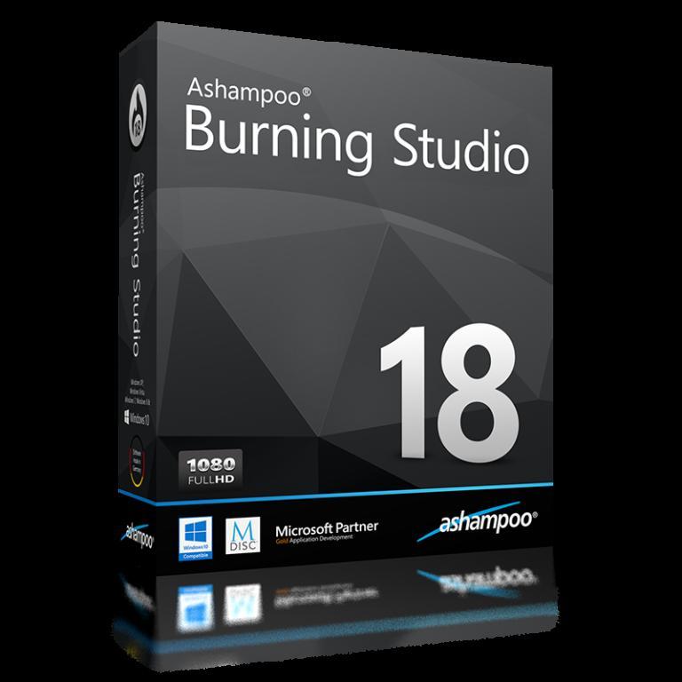 ashampoo burner free download