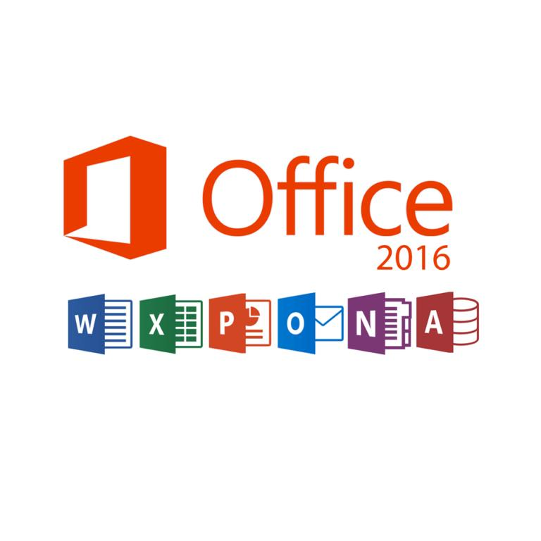 Microsoft Office 2016 Pro Plus + Visio + Project 64 Bit Download