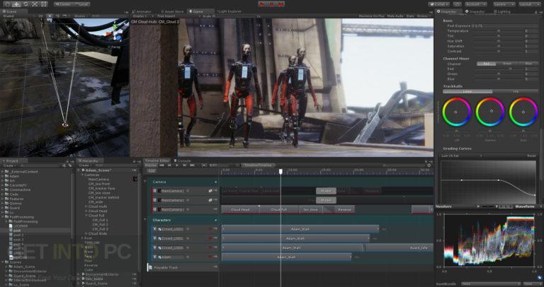 Unity Pro 2018 Free Download