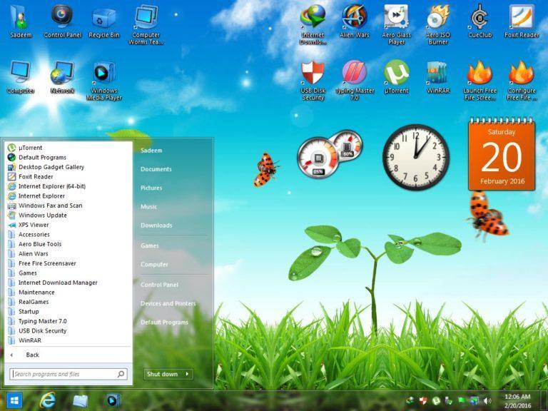 windows 7 скачать торрентом 32 bit