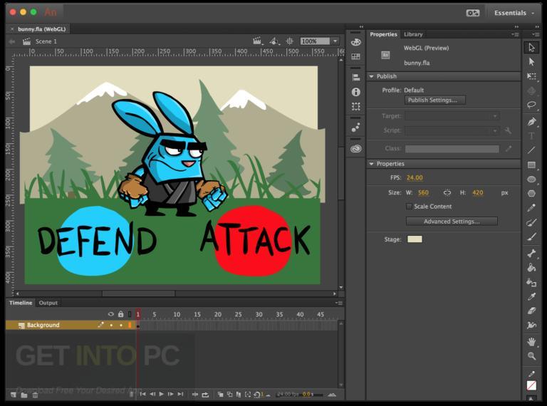 Adobe animate 2019 free download