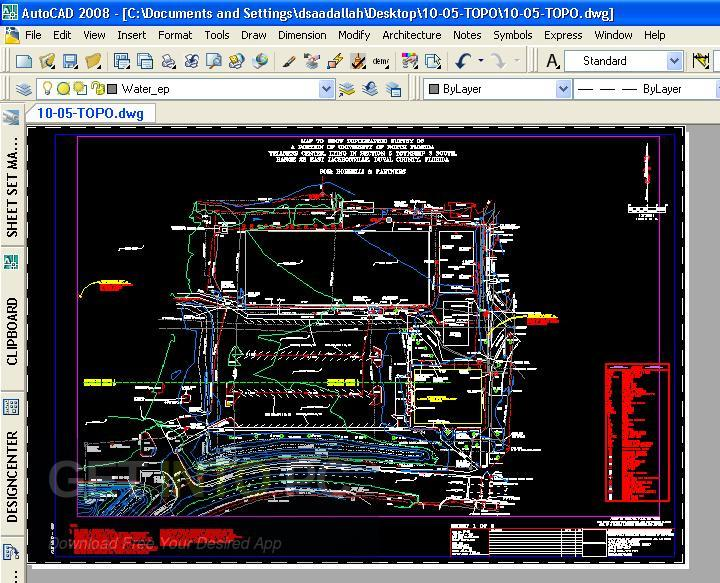 AutoCAD Land Desktop 2009 Free Download - getintopc.com