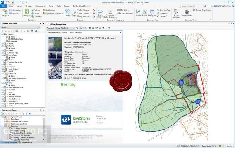 Download Terrasolid Suite v017 for Bentley Microstation