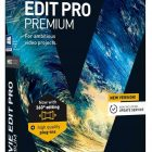 MAGIX Movie Edit Pro Premium 2018 Free Download