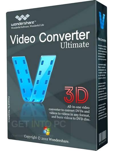 Video Converter Ultimate For Mac Wondershare