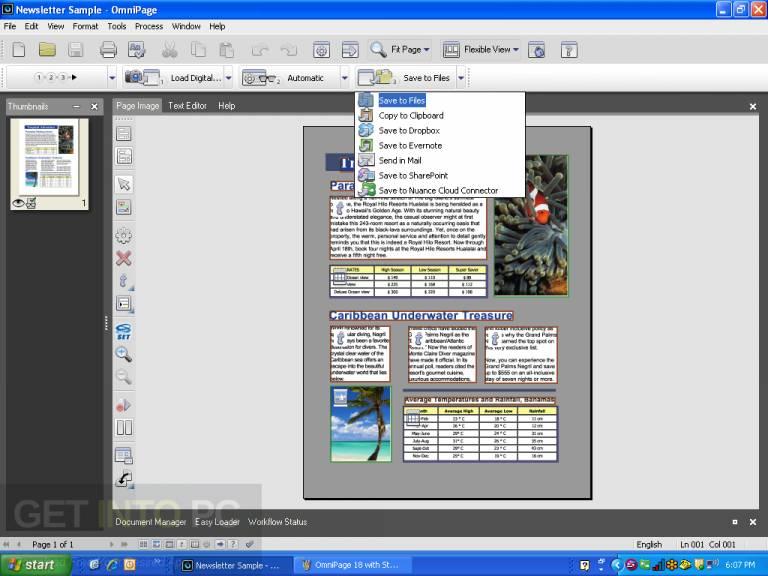 OMNIPAGE 16 GRATUIT PROFESSIONAL TÉLÉCHARGER