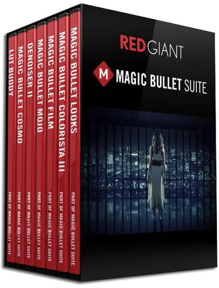 Red Giant Magic Bullet Suite 13 0 6 Free Download