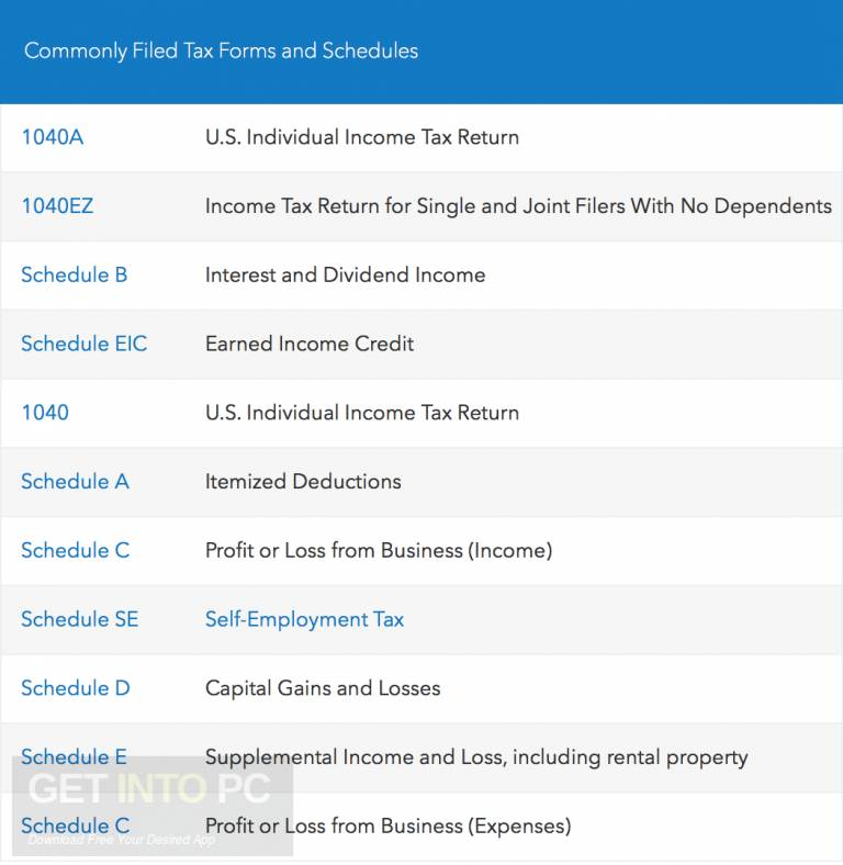 TurboTax Deluxe 2017 Free Download
