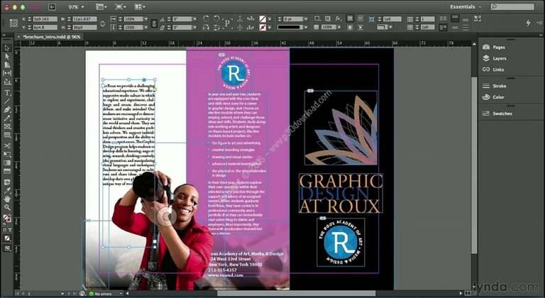how to create a table in indesign cc 2018
