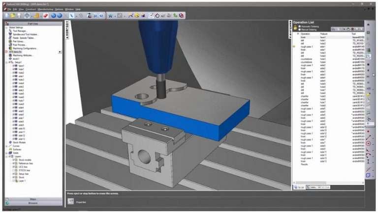 Autodesk FeatureCAM Free Download