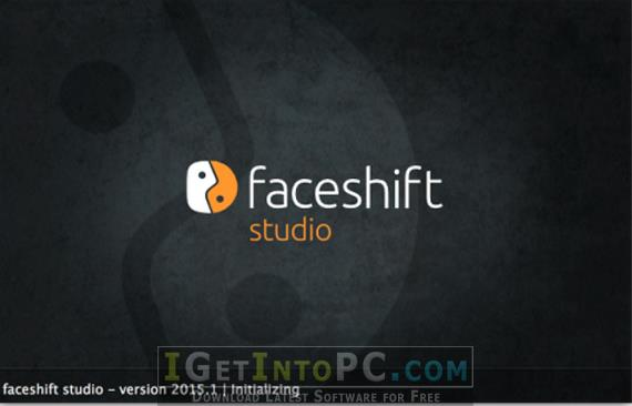 Faceshift Studio 32 Bitl