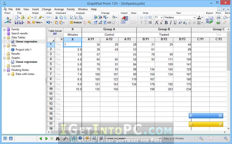 graphpad free software