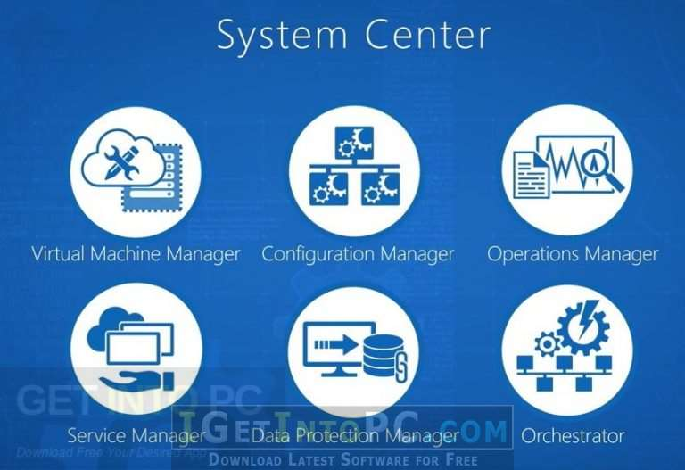 Microsoft System Center 2016 Free Download