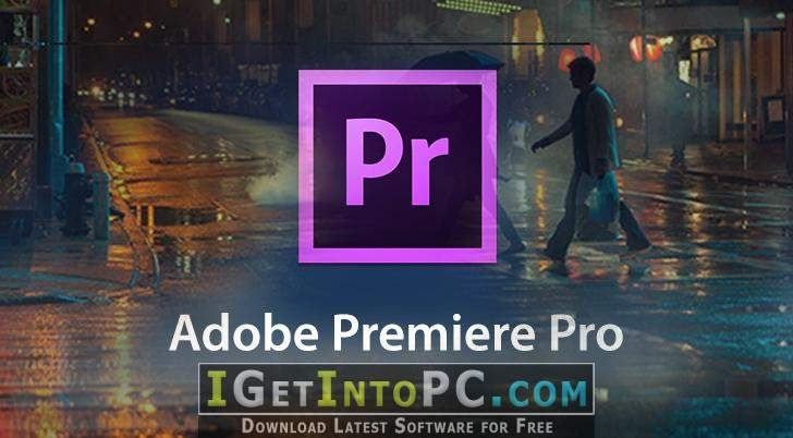 adobe premiere pro cc 2018 free download full version with crack