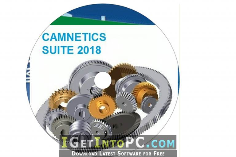 Camnetics Suite 2018 download mac