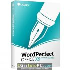 Corel WordPerfect Office X9 Free Download