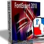 FontExpert 2018 Free Download