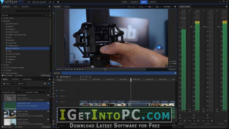hitfilm 2018 system requirements