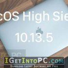 MacOS High Sierra 10.13.5 (17F77) Free Download