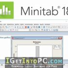 Minitab 18.1 + Portable Free Download