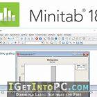 Minitab 18.1 + Portable Free Download