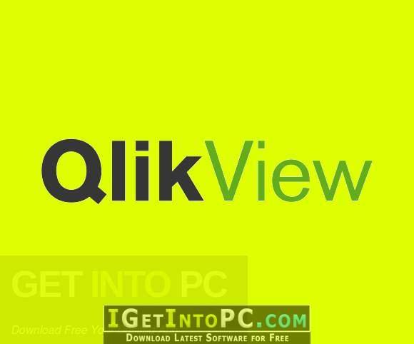 QlikView Desktop Edition 12 20 Free Download