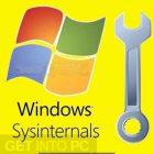 Sysinternals Suite 2018 Free Download